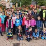 """Jugendfeuerwehr und """"Löschzwerge"""" gemeinsam """"On Tour"""""""