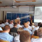 Präsidialweite Veranstaltung auf Leitungsebene zwischen Polizei und Feuerwehr