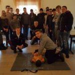 Jugendfeuerwehr übt Herz-Lungen-Wiederbelebung