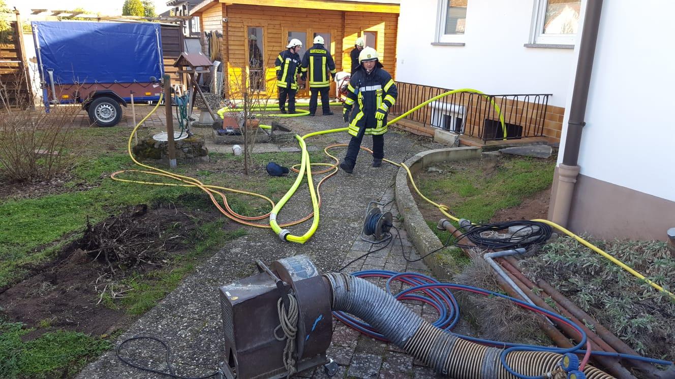 Polizei Germersheim Einsatz