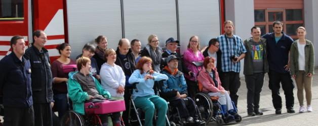 Besuch der Lebenshilfe Speyer
