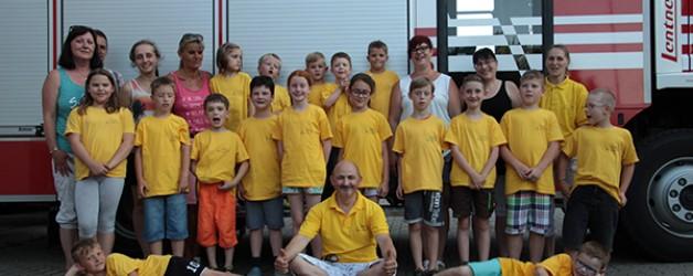 5 Jahre Bambini-Feuerwehr am 13.06.17