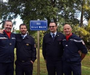 Wehrleitung zu Gast im Burgund