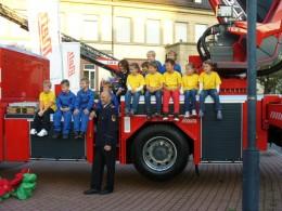 Bambini Feuerwehr, Germersheim